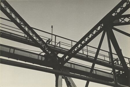 [Girders with Walkway]