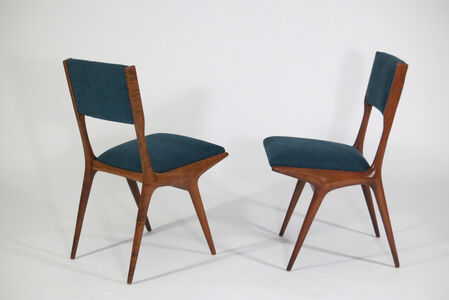 Dining chairs, model 158