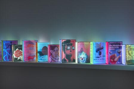 Installation of lighting books