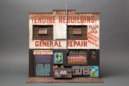 Allied Engine Repair (based on Willow Street, Tenderloin, San Francisco)