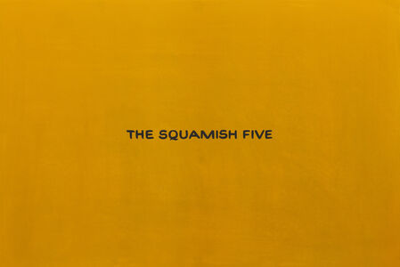The Squamish Five (from the series Divine Violence)