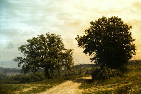 Corot's Road