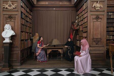 The Ladies (Wren Library)