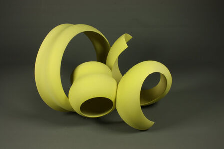 Yellow Sculpture No 9