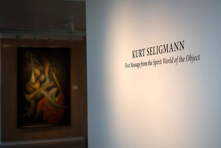 Kurt Seligmann - First Message from the Spirit World of the Object