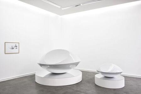 Sculptures flottantes