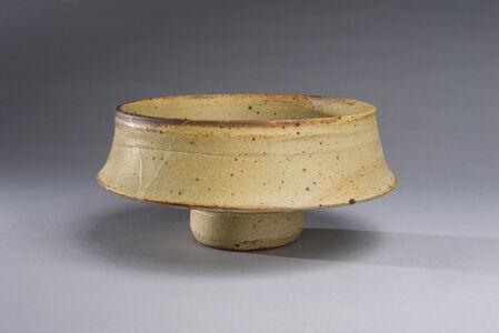 Yellow Drop Rim Bowl