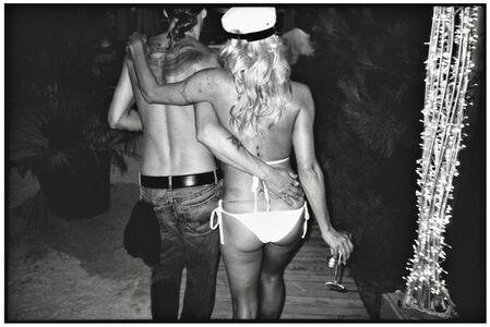 Kid Rock and Pamela Anderson's Wedding, St. Tropez, France, 2006