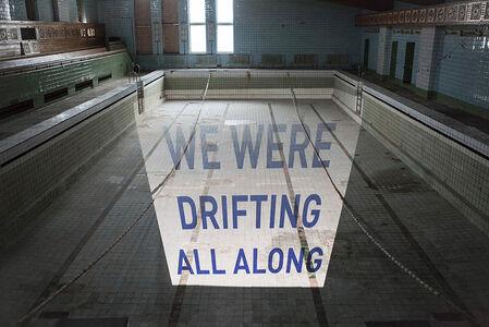 We were drifting all along
