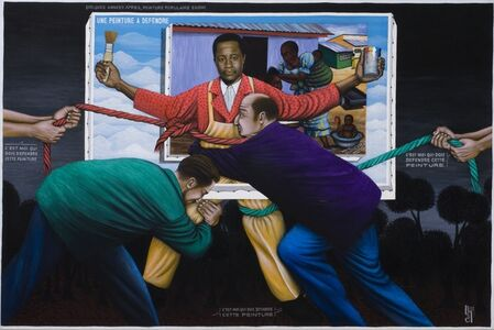 Une Peinture à Défendre (A Painting to Defend)