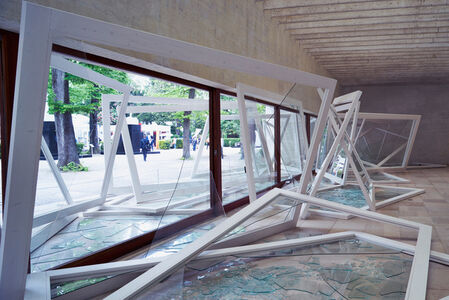 Rapture (Installation view)