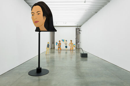 Alex Katz: Cut Outs
