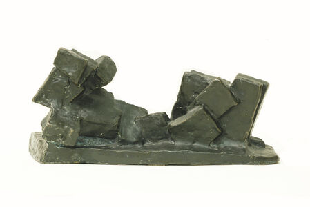 Small reclining figure