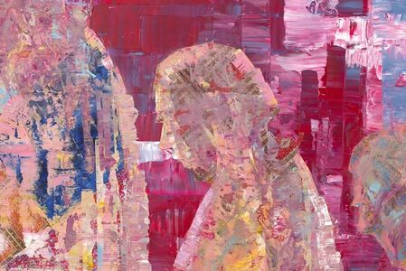 Sassan Behnam-Bakhtiar: Oneness Wholeness, presented by Nina Moaddel Art Advisory