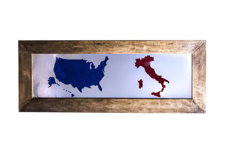 Mirror 48 | USA and Italy