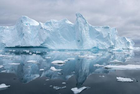 Reflection, Antarctica