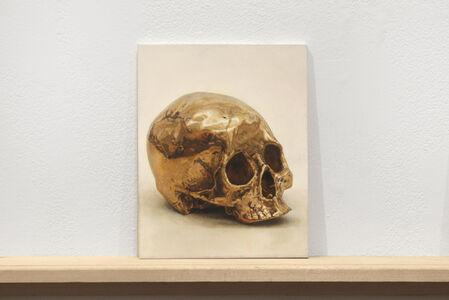 "Formalizing their concept: Sherrie Levine's ""Skull"""