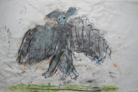 Untitled (Grey Angel)