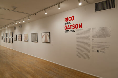 Rico Gatson: Icons 2007–2017