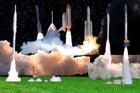 Visual Orgasms 'Rockets'