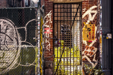 Untitled (Gate)