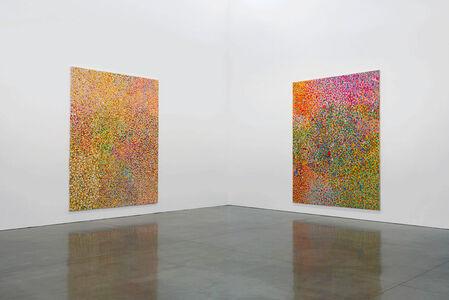 Damien Hirst: The Veil Paintings