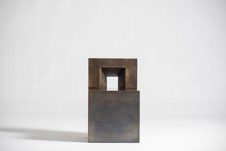 GV Bronze chair