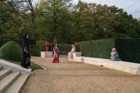 The Ladies (American Cemetery)