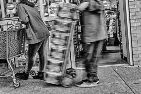 Grocery Store, Brooklyn
