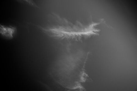 Cloud Above Monrovia, California