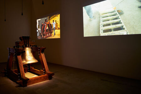 The Bell (Installation view)