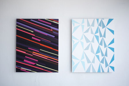 Untitled & Triangle Series