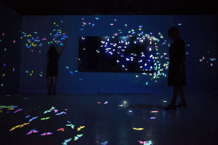 teamLab: Transcending Boundaries