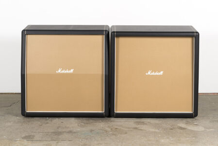 Marshall Speaker Canbinet (pair), horizontal