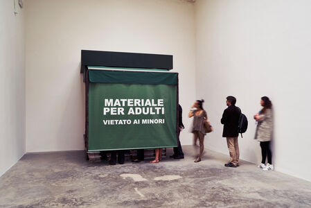 The Subjects (Installation view)