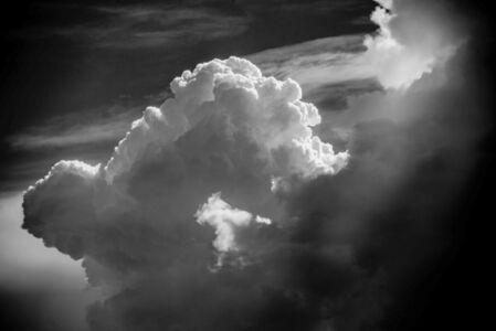Storm Cloud Over Nevada