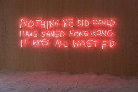 Stanley, including 'Nothing we did could have saved Hong Kong it was all wasted'