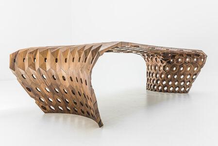 Maker Table (Hexagon)