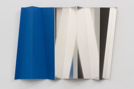 Roof Study (Tent Monument blue)