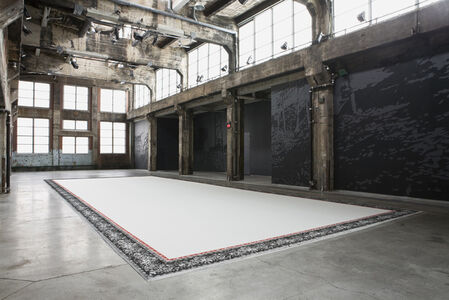 Installation View at Fonderie Darling