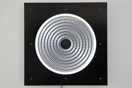 DISCO STROBOSCOPICO Pulsating circles matrix - technical adjustment
