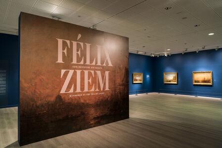 Félix Ziem: Wanderer on the Sea of Light