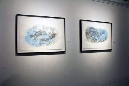 What Emerged from the Debris and Shipwreck(both from the series Objects from the Deep)