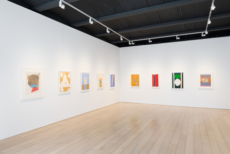 Robert Motherwell: The Art of the Collage