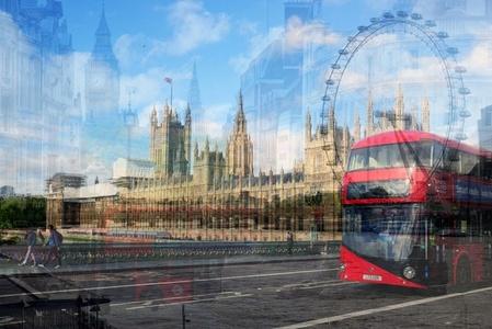 My own Rave. Londra (Ruota su bus + Westminster)
