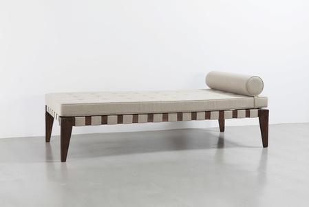 Demountable bed, ca. 1955-1956