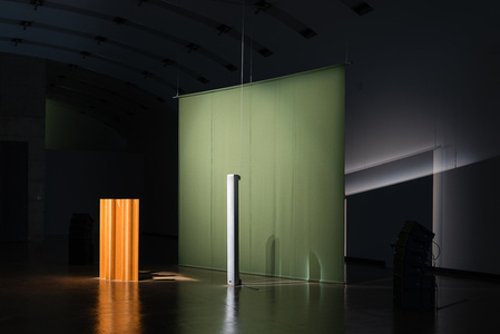 Florian Hecker. Hallucination, Perspective, Synthesis