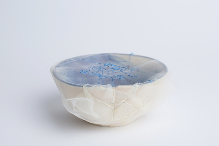 Renovated Japanese Dutch bowl