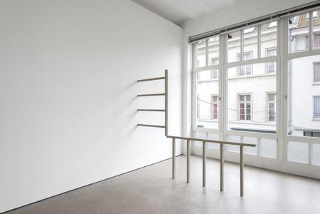 Valerie Krause - forming space / spacing form
