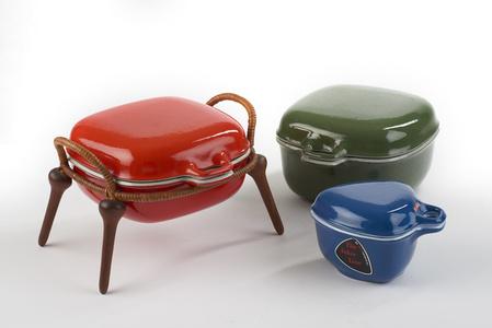 'Anker-line' saucepans